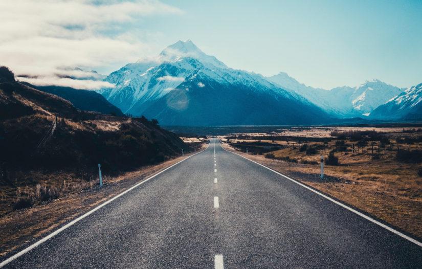 Cómo conducir en Nueza Zelanda
