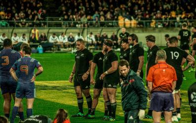 Los deportes en Nueva Zelanda