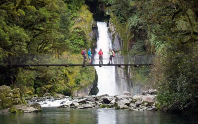 Turismo de aventura en Nueva Zelanda