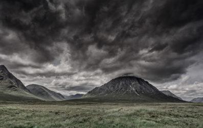 El Tiempo en Escocia
