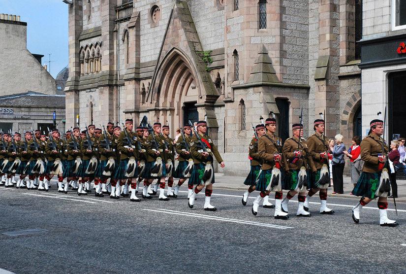 Fiestas y tradiciones escocesas
