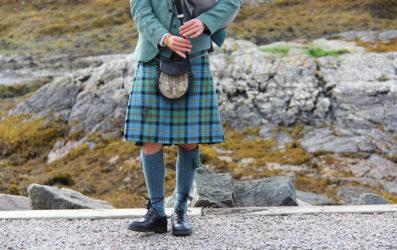 Historia de la falda escocesa o Kilt