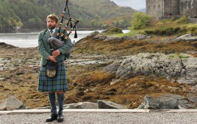 La historia del Tartán escocés