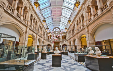 Museo de arte Kelvingrove