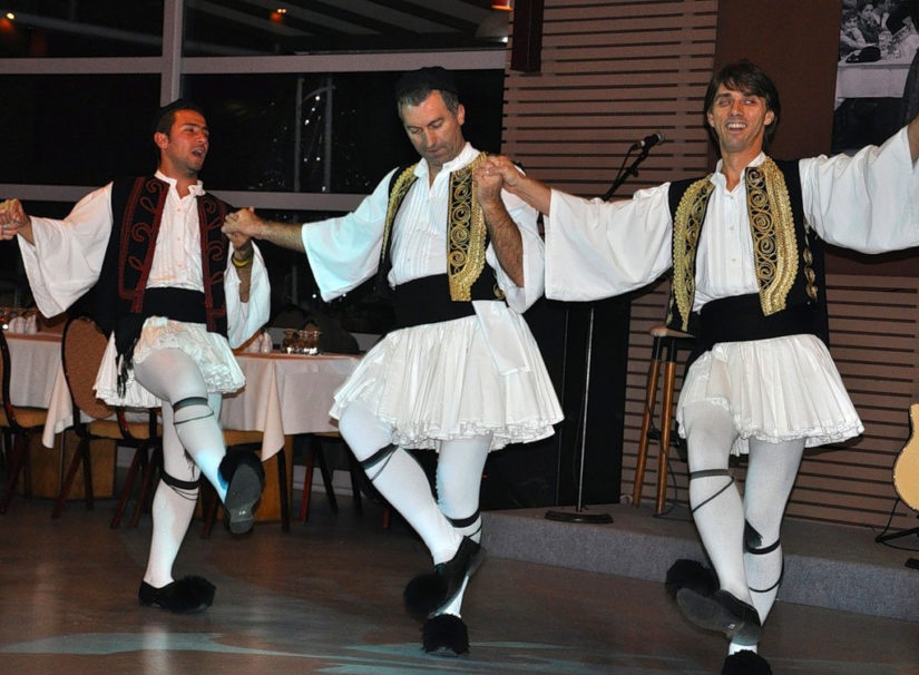 El Sirtaki Griego