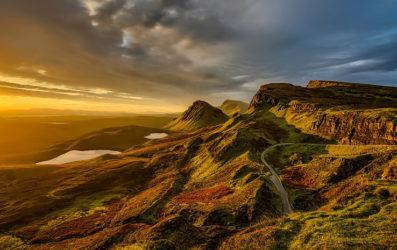 ¿Cuál es la mejor estación del año para viajar a Escocia?