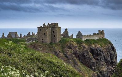 El Castillo de Dunnottar