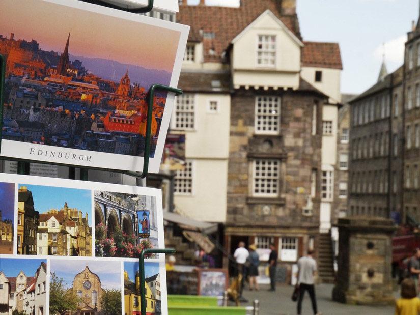 Souvenirs de Escocia