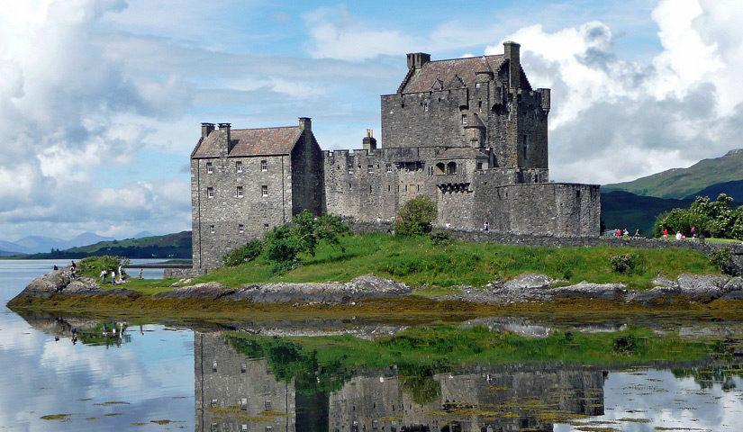 Eilean Donan, el castillo más bonito de Escocia