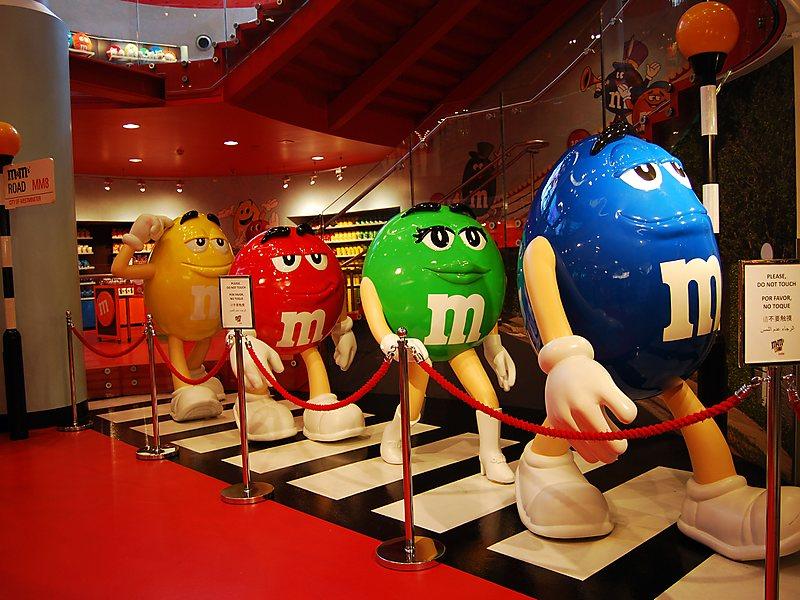 M&M Londres