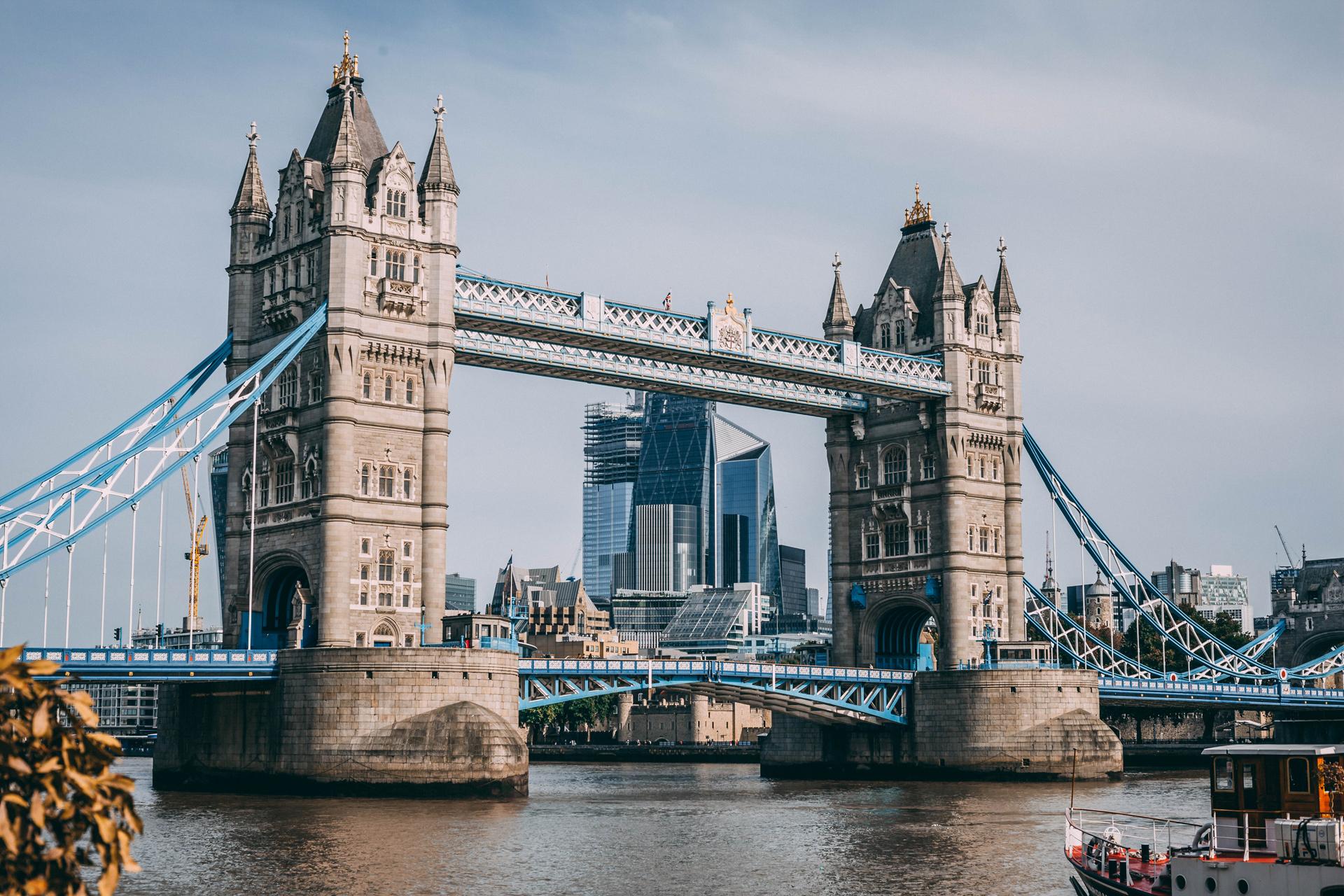 ¿Qué Souvenirs traer de Londres?