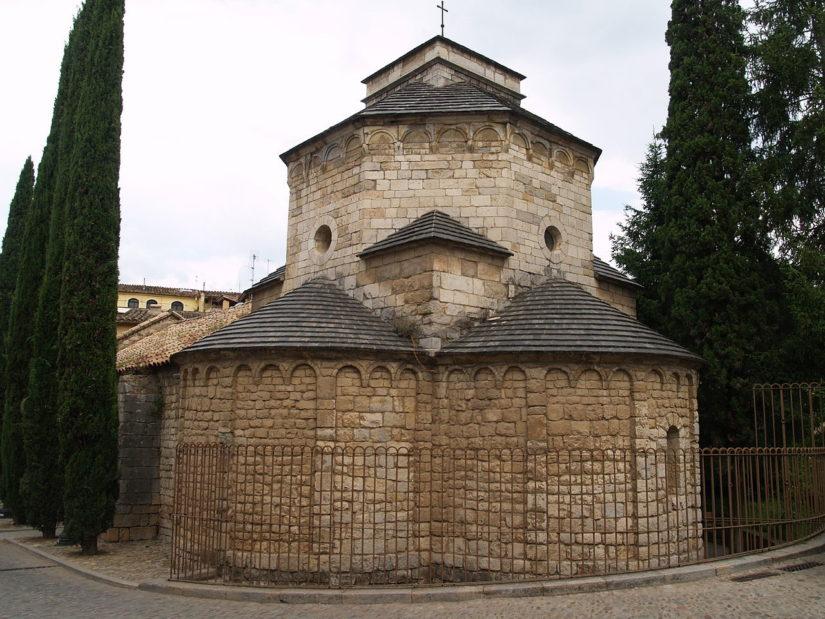 Capilla de San Nicolás, Girona