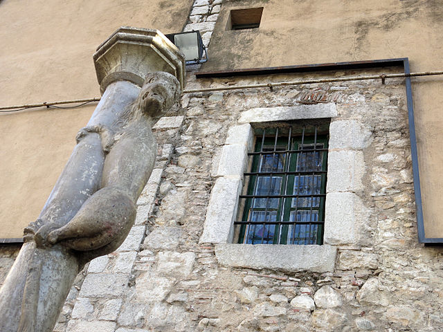 Culo de la Leona en Girona