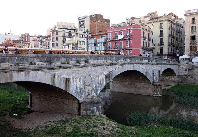 Pont de Pedra, Girona