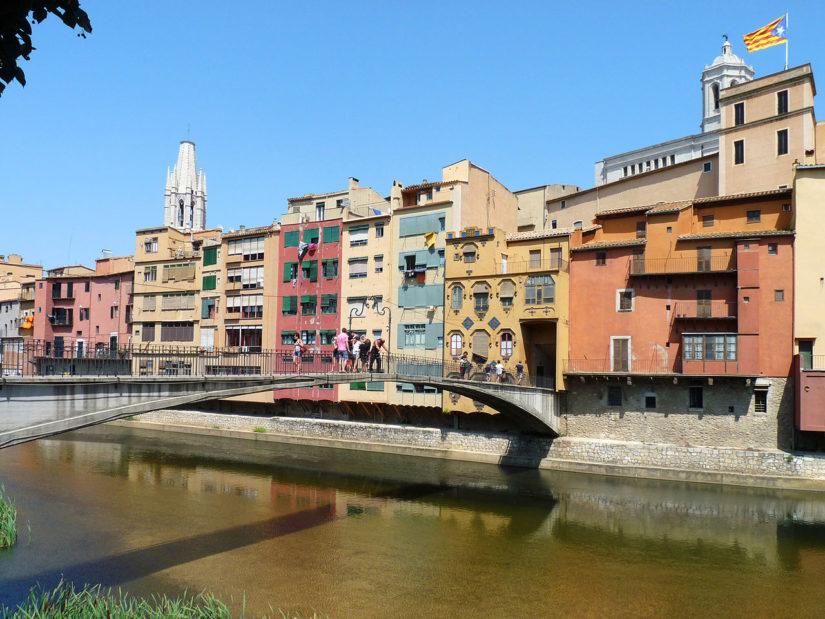 Pont d'en Gómez, Girona