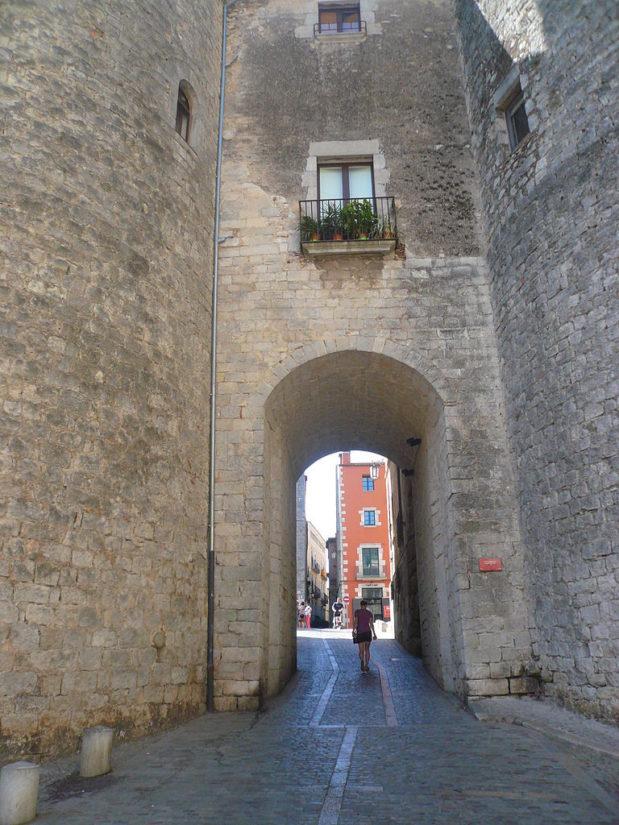 Portal de Sobreportes, Girona