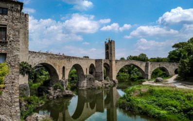Los pueblos medievales con más encanto para visitar en Girona