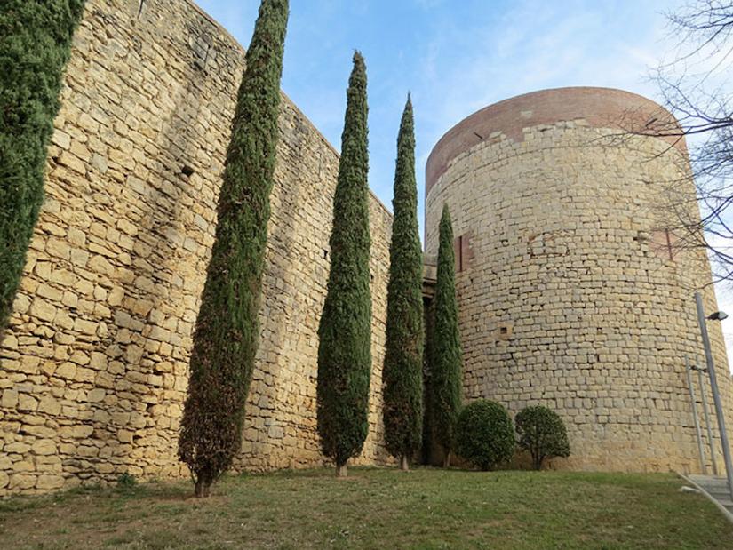 Torre de Sant Domènec, Girona