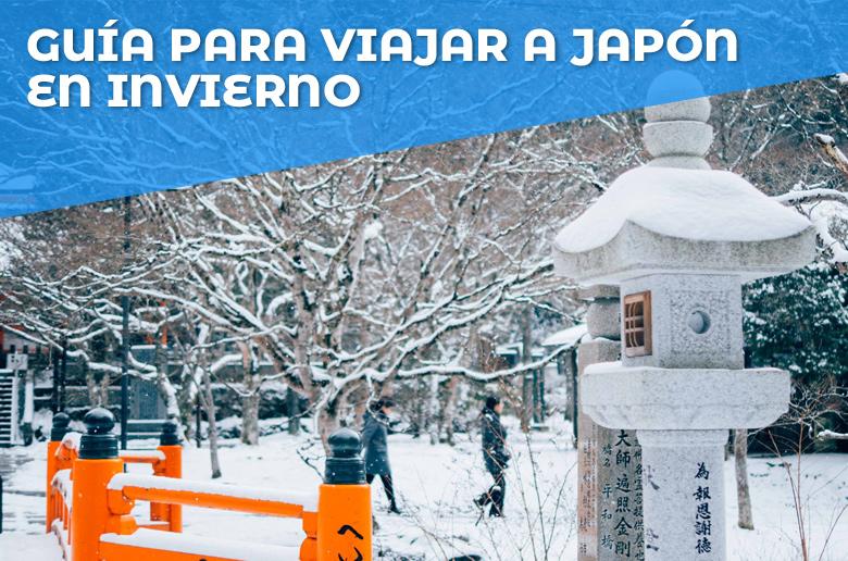 Guía para viajar a japón en invierno