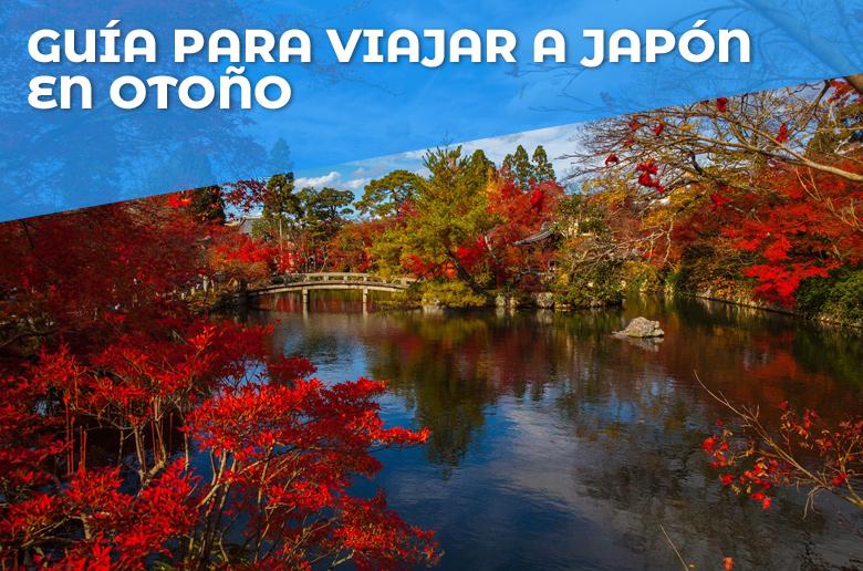 Guía para viajar a japón en otoño