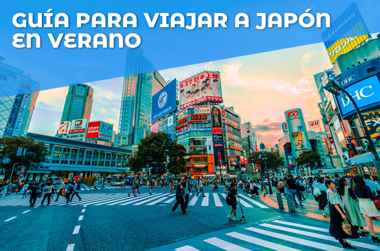 Guía para viajar a japón en verano