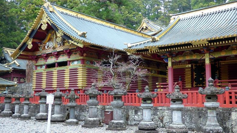 Templo Tosho-Shrine De, en Nikko