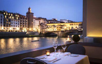 Restaurantes románticos en Florencia