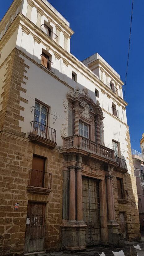Casa del Almirante de Cádiz