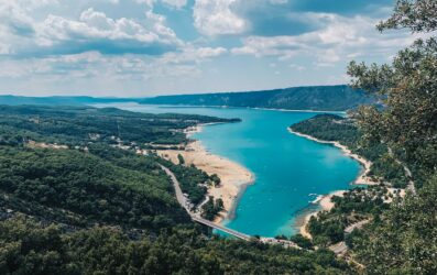 Gorges du Verdon | Photo by Vanessa on Unsplash