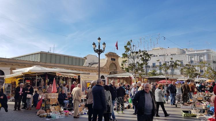 Plaza del Mercado de los Abastos