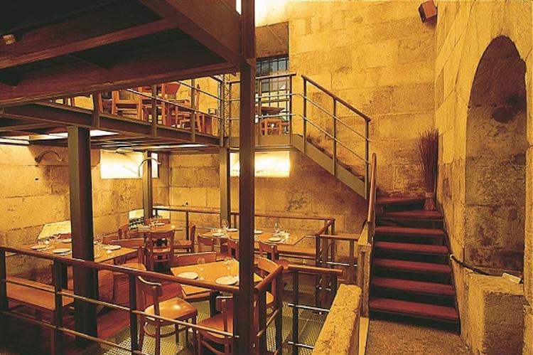 Restaurante Enoteca Chafariz do Vinho, Lisboa