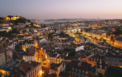 Restaurantes románticos en Lisboa