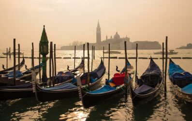 Restaurantes románticos en Venecia