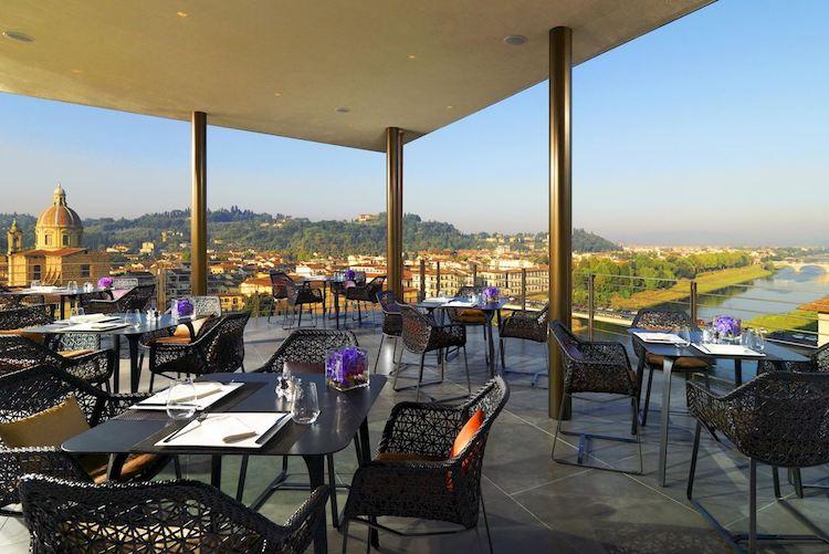 Restaurante Se·Sto on Arno, Florencia