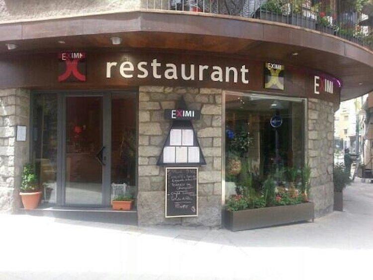 Restaurante Eximi, Andorra