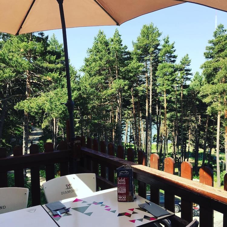 Restaurante Llac i Cel, Andorra