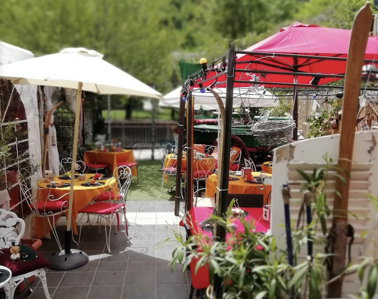 Restaurante Soho Chic, Andorra