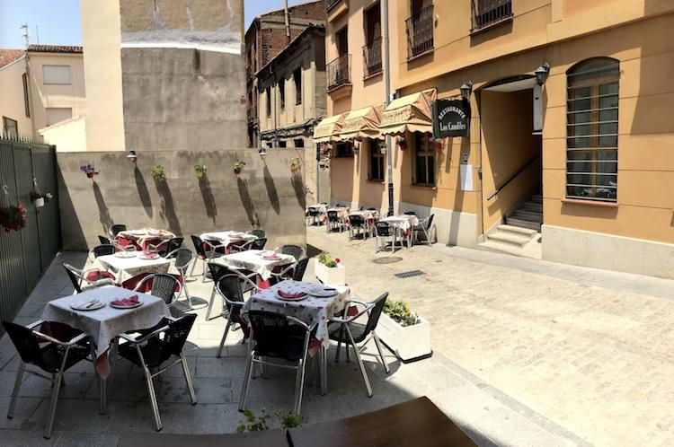 Restaurante Los Candiles