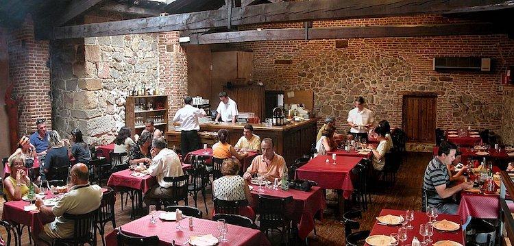 Restaurante Siglodoce, Ávila