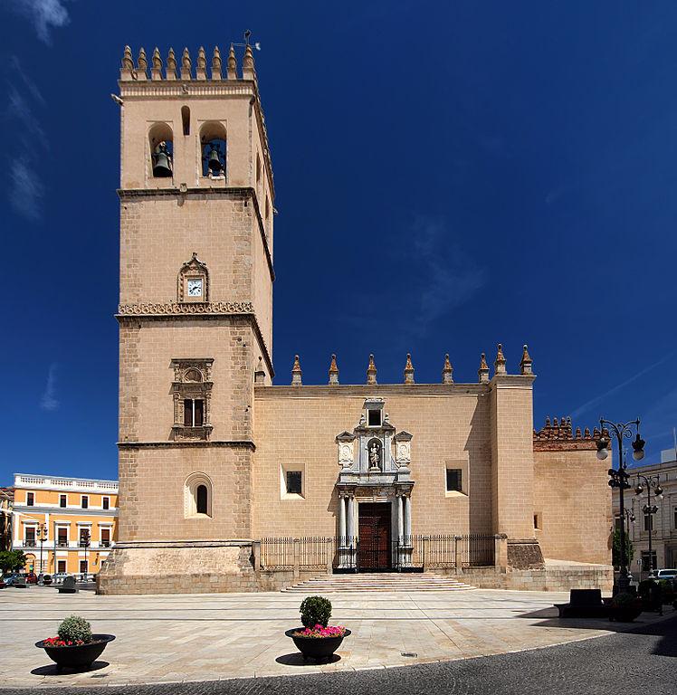 Catedral de San Juan Bautista de Badajoz | Foto: Jose Mario Pires / CC BY-SA 4.0