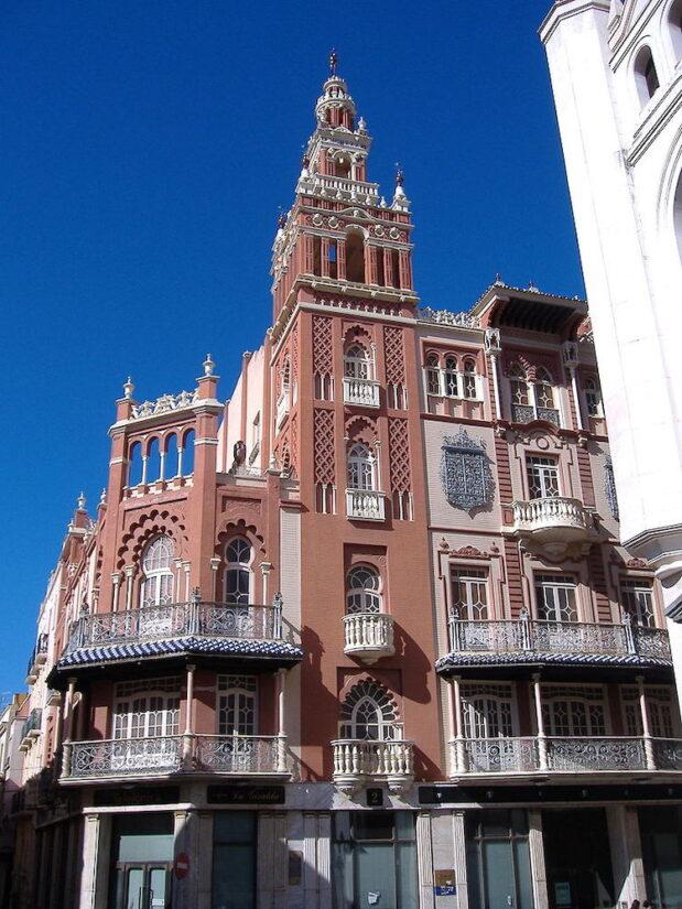 La Giraldilla de Badajoz