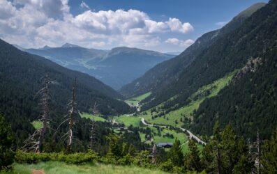 Una escapada romántica de fin de semana en Andorra