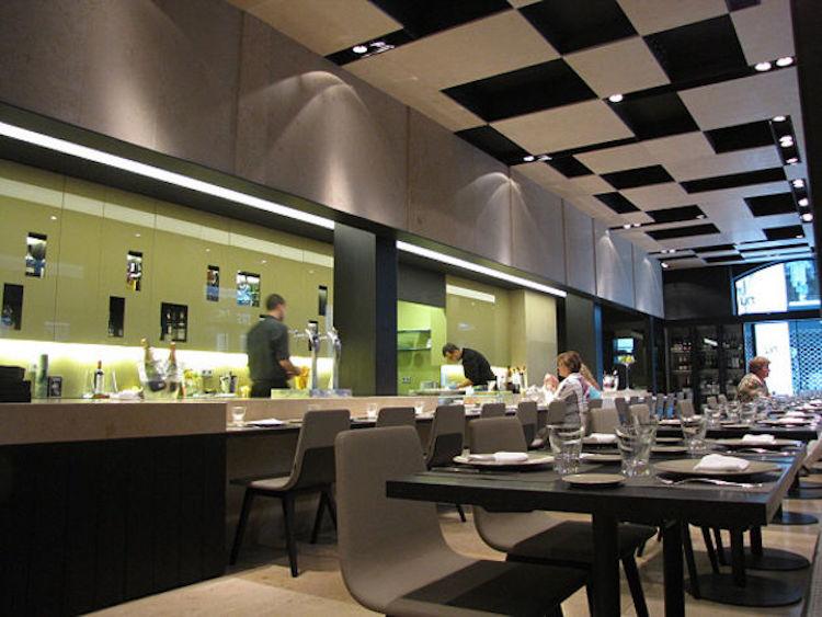 Restaurant Nu, Girona