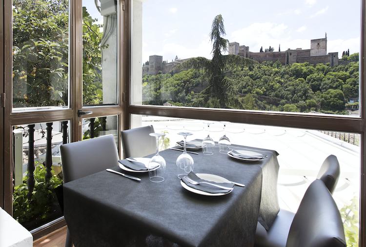 Restaurante Carmen El Agua, Granada