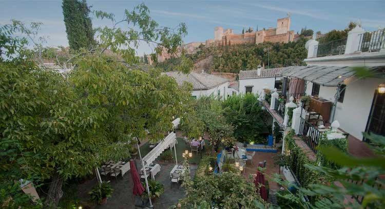 Restaurante El Trillo, Granada