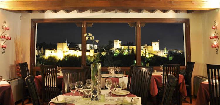 Restaurante Estrellas de San Nicolás, Granada