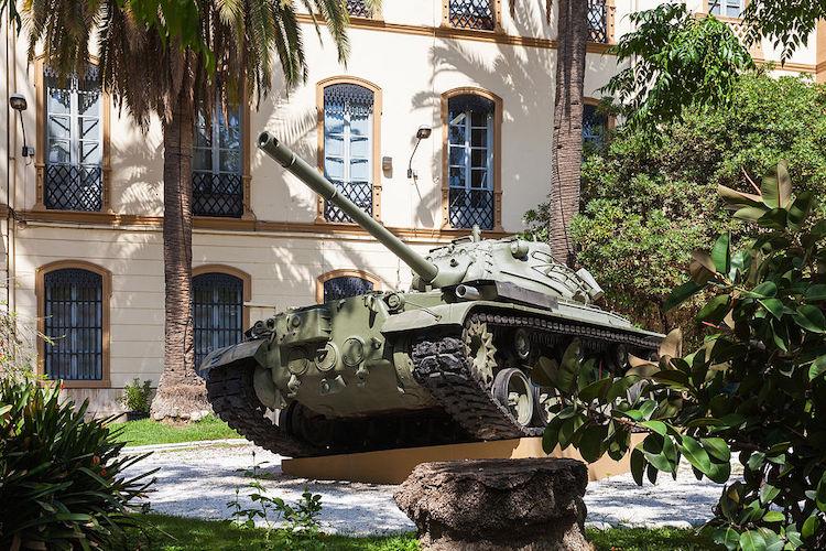 Museo Histórico Militar de Valencia | Foto: Diego Delso / CC BY-SA