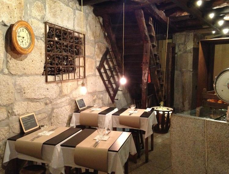Restaurante Flor dos Congregados, Oporto
