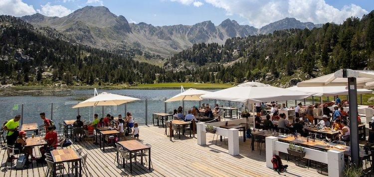 Restaurante Llac de Pessons, Andorra