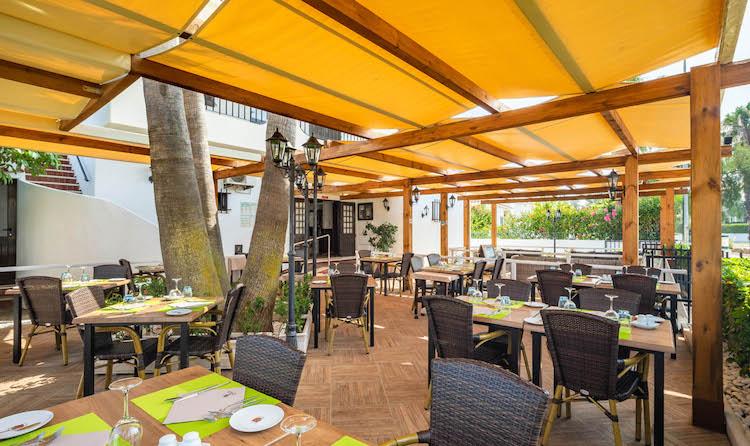 Restaurante Três Palmeiras, Algarve